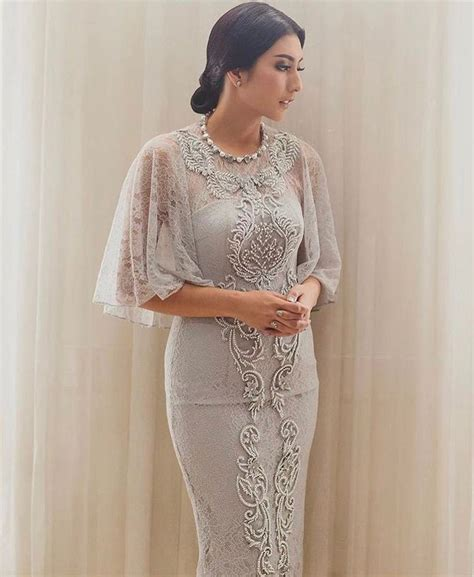Kebaya Dress 765 best kebaya images on lace chic dress and