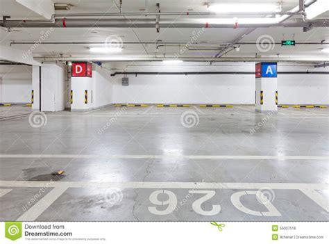 underground garage stock photo image 55007518