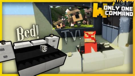minecraft bedroom furniture modern bedroom furniture with only two command blocks