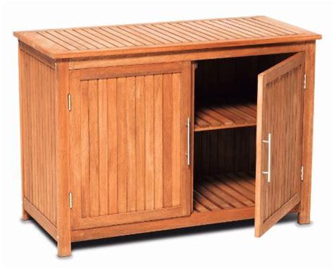 Aufbewahrung Für Draussen by Kommode Konsolenschrank Schrank Aus Eukalyptus Holz