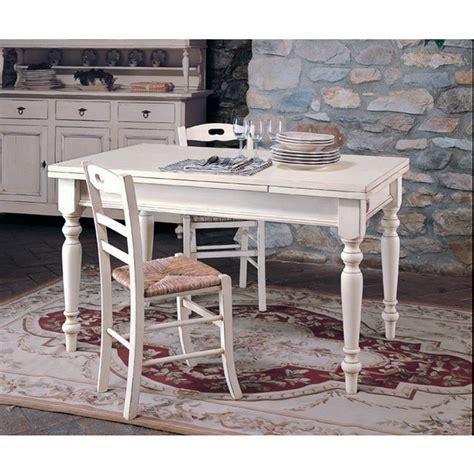 tavolo allungabile arte povera mobili da arredo tavolo melody arte povera gamba tornita