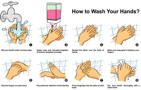 What Is The Right Way To Wash Your Hair by Hygiene 101 Wash Your