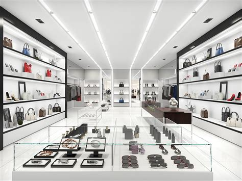 1 All Systems White Lightening Shoo retail lighting gallery ideas for retail stores