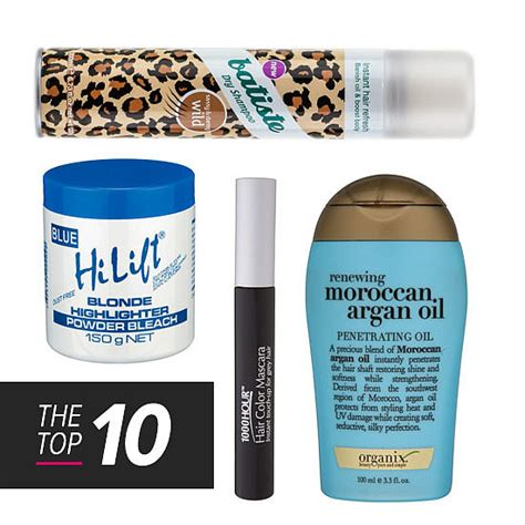 Top 10 Best Hair Moisturizer | top 10 best selling hair products at priceline popsugar
