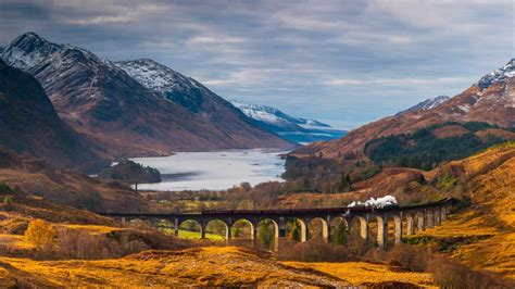 glenfinnan viaduct bing wallpaper