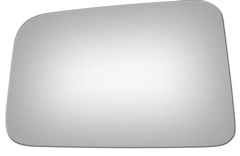 Replacement Door Mirror Glass For Ford Lincoln Driver Side Drop Fit Flat Replacement Door Mirror Glass Lens Ebay