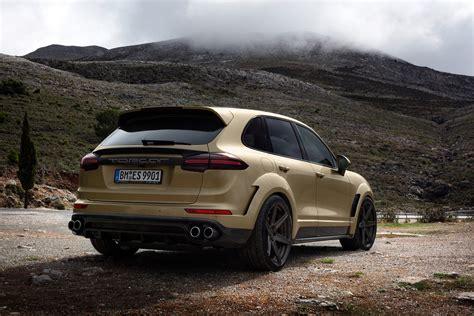 gold porsche for sale porsche cayenne turbo gt 2015 gold topcar