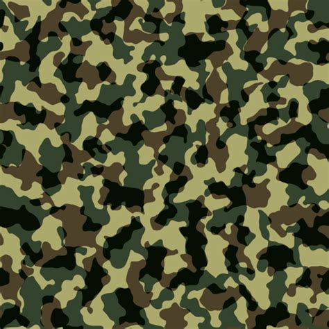 army pattern ai file flashback how camouflage clothing became a fashion trend