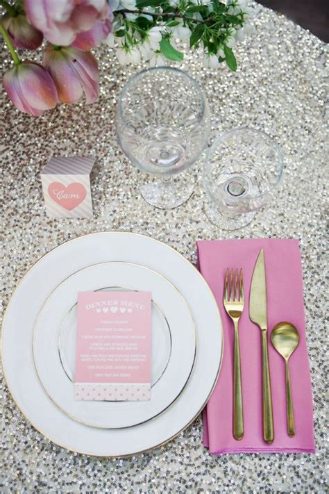 bridal shower dinner table 2674 best wedding event table settings images on