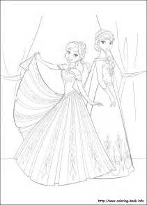 coloring page frozen frozen coloring picture