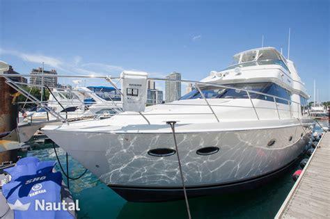 chicago boat rental belmont harbor yacht rent carver 57ft in belmont harbor chicago nautal