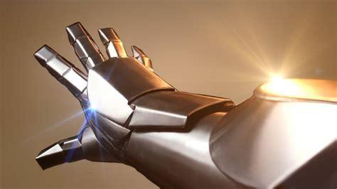 iron man gauntlet cosplay tutorial youtube