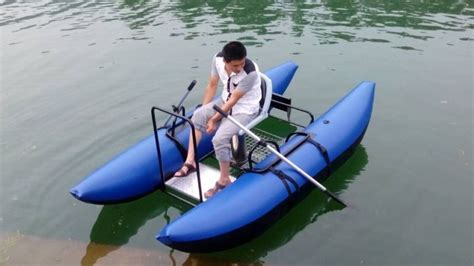single person fishing boat china 3 2m one person inflatable pantoon boat china