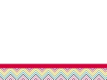 powerpoint chevron template rainbow chevron powerpoint template by embellished designs