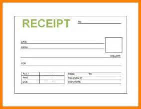 receipt book template free 9 printable receipt book cio resumed