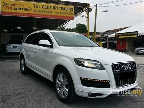 how it works cars 2011 audi q7 transmission control audi q7 2011 tdi quattro 3 0 in selangor automatic suv white for rm 108 800 3964582 carlist my