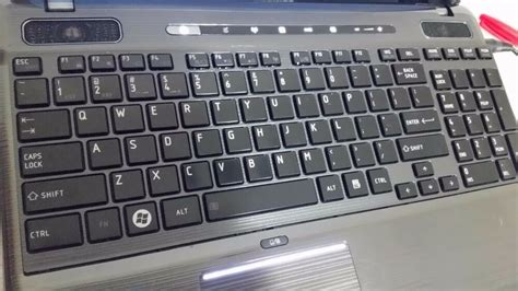 toshiba satellite p755 p755d series us laptop keyboard ebay