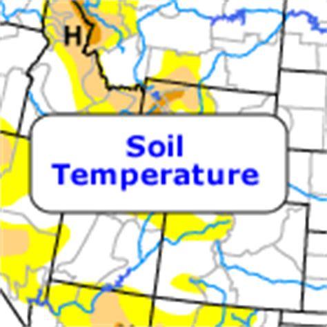 iowa state soil temperature map the jewell grain co weather center
