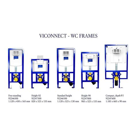 Villeroy And Boch Wc Uk by Villeroy Boch Viconnect Wc Frames Uk Bathrooms