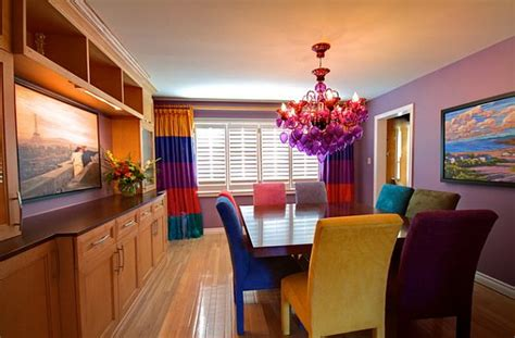 23 Unique Dining Room Table Designs Colorful Dining Room Tables