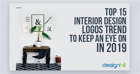 top  interior design logos trend    eye