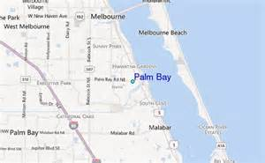 where is palm bay florida on the map florida palm bay tide station location guide
