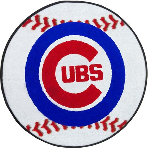 chicago cubs rug mlb chicago cubs baseball rug contemporary rugs by obedding