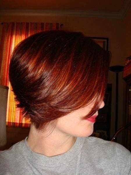 tapered wedge hairstyle 192 best hairs images on pinterest short cut hairstyles