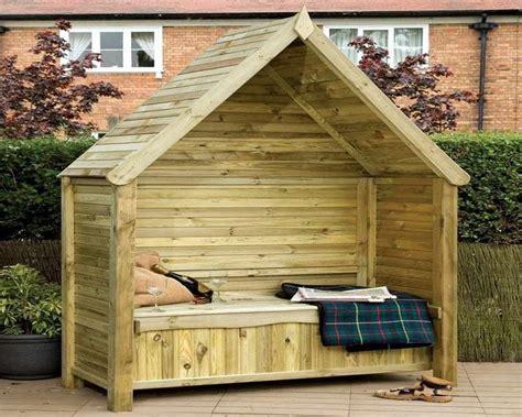 45 garden arbor bench design ideas diy kits you can