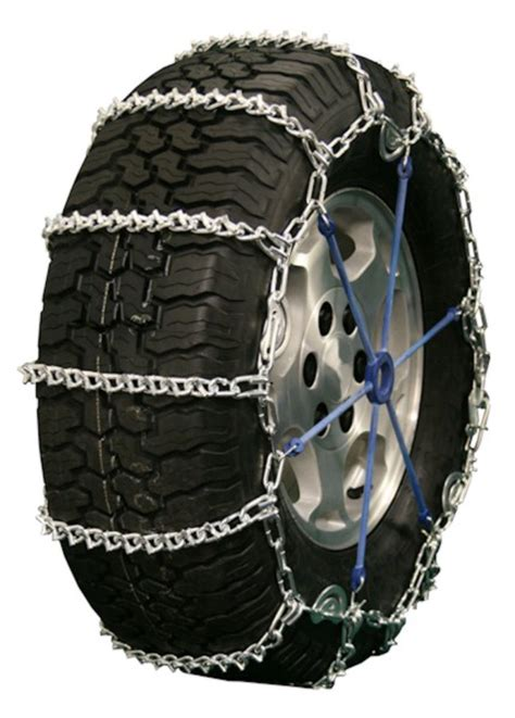 light truck tire chains v bar single link tire chains