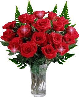 gambar  gambar animasi bunga mawar gif swf dp bbm