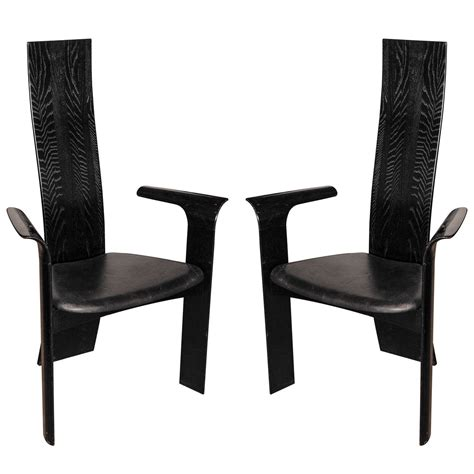 pair of tranekaer dining chairs type quot iris quot for sale at
