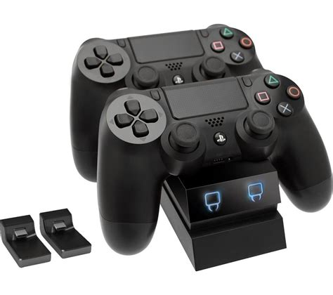 Charging Station For Phones Buy Venom Twin Docking Station Ps4 Free Delivery Currys
