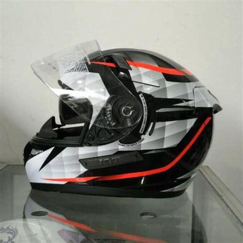 Helm Kyt K2 Rider Putih daftar harga helm kyt terbaru februari 2019