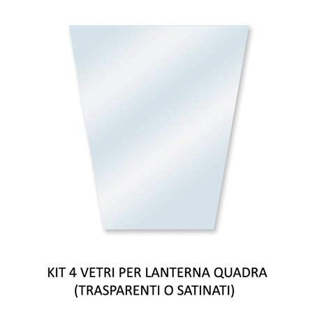vetri di ricambio per ladari athena kit vetri di ricambio