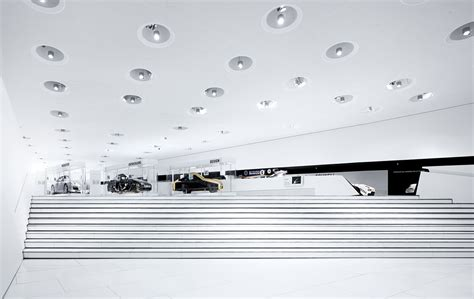 porsche museum plan porsche museum by delugan meissl photos by michael