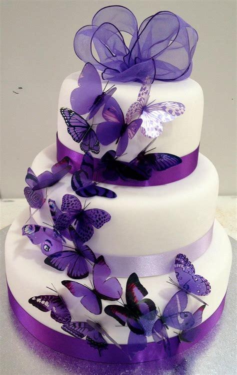 Hochzeitstorte Lila by Summer Madness Creative Wedding Cake Ideas