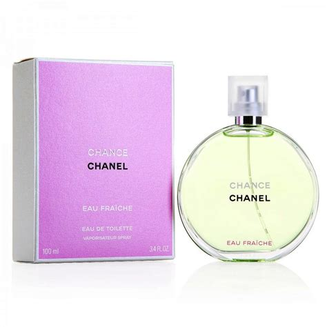 Parfum Chanel Eau Fraiche chance eau fraiche by chanel