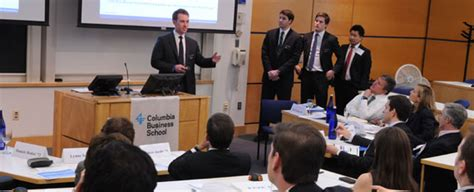 Columbia Real Estate Mba Application by Real Estate Equity Paul Milstein Center For Real