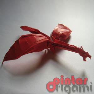 cara membuat origami naga merah cara membuat origami naga ala pintar origami cara