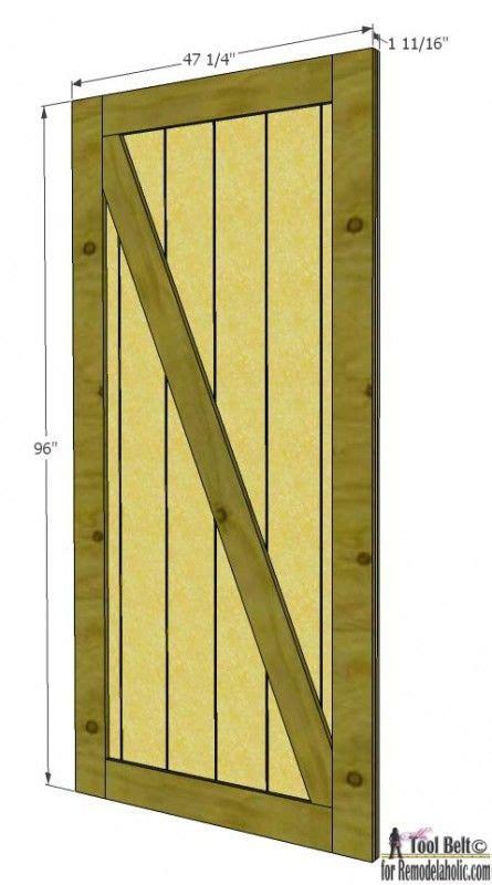Sliding Barn Door Plans 25 Best Ideas About Barn Door Hardware On Sliding Barn Door Hardware Diy Barn Door