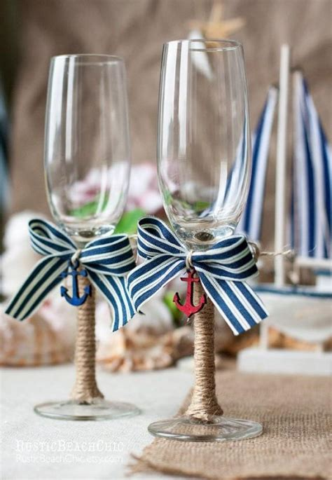 Nautical Wedding Decorations by Nautical Wedding Cake Server And Knife Anchor Bow Rope