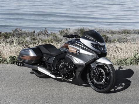 bmw revela novo conceito de moto estradeira  motor