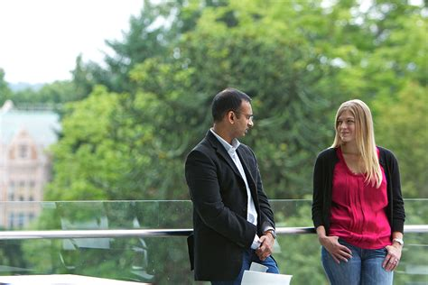 Foster Evening Mba Application by Foster Jumps To 22 In U S News Mba Ranking 1 Of Top