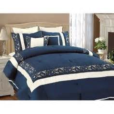Navy And Gold Bedding by Navy Blue Comforter Sets Navy Blue Gold 7