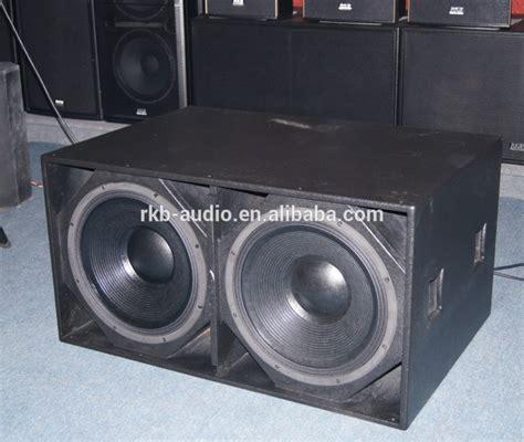 Harga Diy Box by 18 Inch Subwoofer Cabinet Design Savae Org