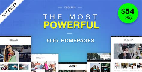 theme wordpress blog themeforest themeforest cheerup theme download