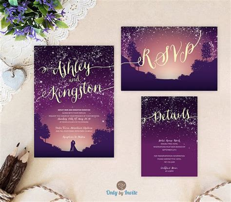 affordable wedding invitations with rsvp cards 17 best ideas about cheap wedding invitations on
