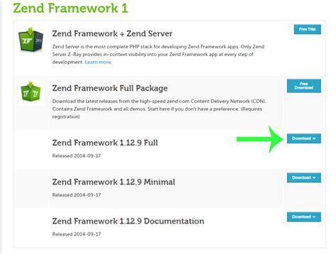 zend framework 2 remove layout เร มต นใช งานและต ดต ง zend framework 1 teerapuch