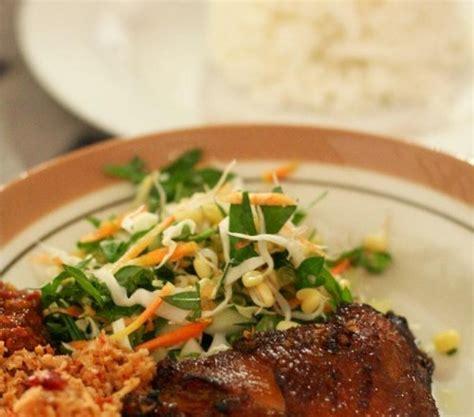 Ayam Panggang Klaten Bu Ning jogja geoheritage trail makan siang ayam trancam